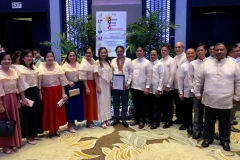 2019 SGLG Awarding with the Department Heads
