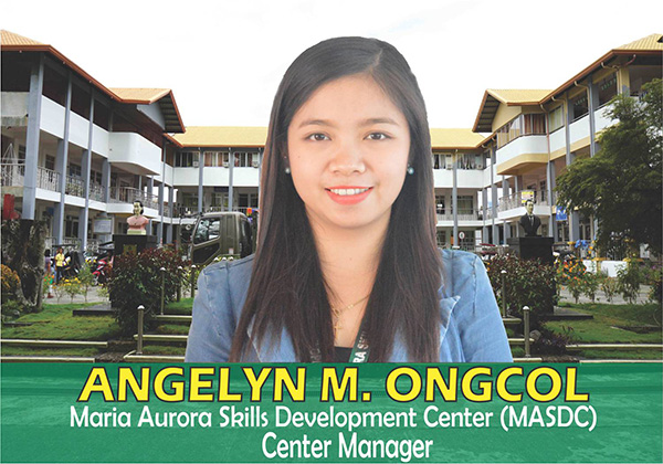 Angelyn M. Ongcol