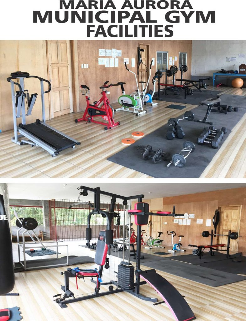 Municipal Gym Facilites